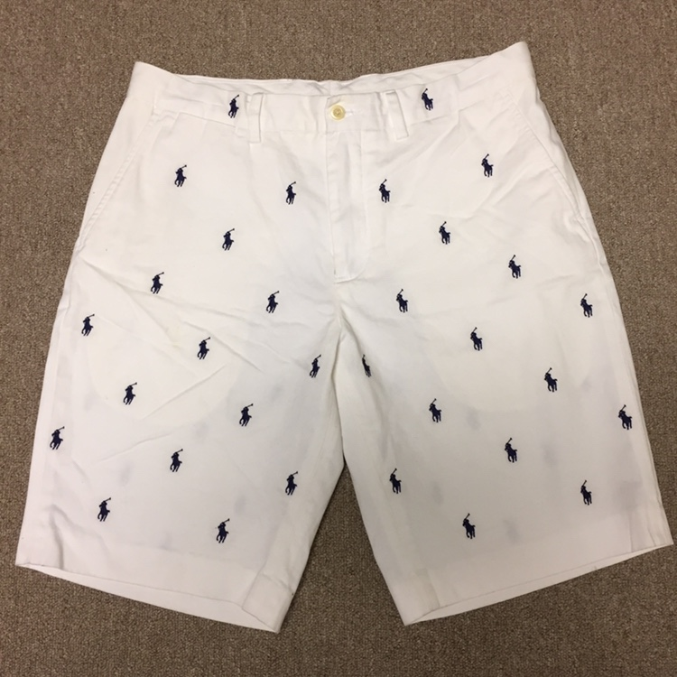 Horse Depop Shorts Over Pony Lauren Ralph Polo All Chino TlFJ3Kc1