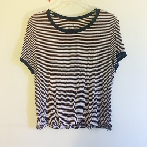47a85311 @rosegloss. 10 months ago. Baltimore, United States. Classic American eagle  soft n sexy t-shirt, super soft and comfy, with red white and blue stripes  ...