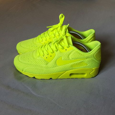 outlet store 9f8a6 009fd  flightdreamsnathan. 2 years ago. Bracknell, UK. Nike Air Max 90 Ultra BR -  Volt ...