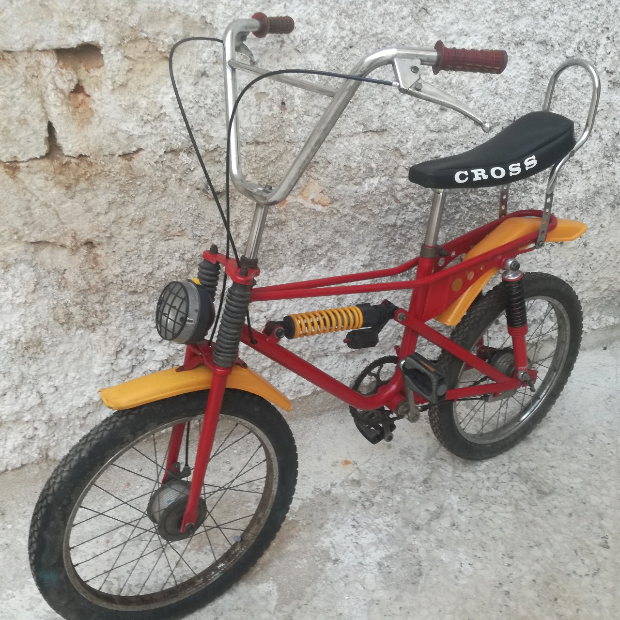 Bici Bike Cross Anni 80 Vintage Epoca Retrò Depop