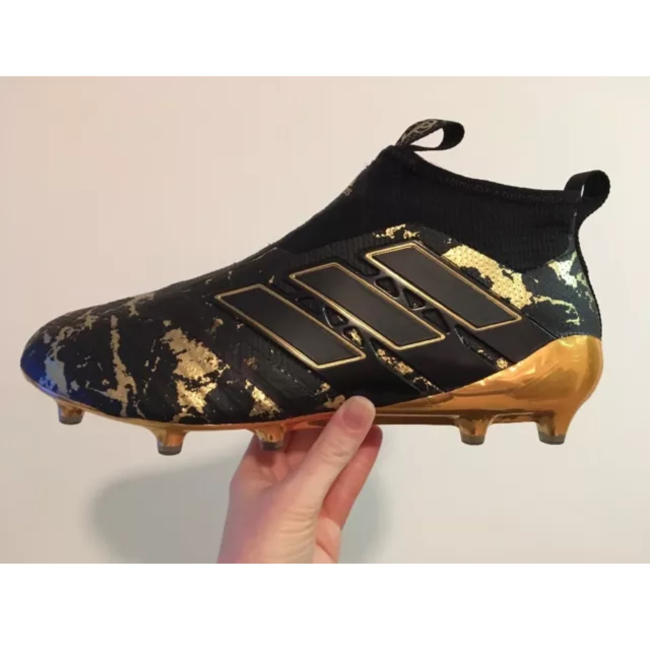 quite nice 72387 419a1 Adidas x Paul Pogba Ace 17+ Purecontrol Football... - Depop