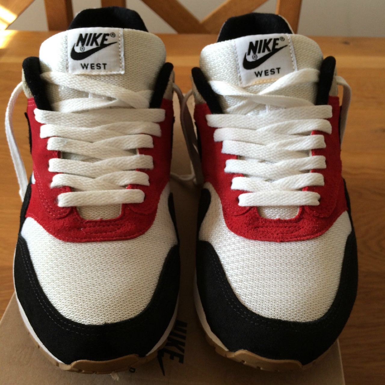 Nike air max 1 west pack 2009. Size 7.5uk. Condition Depop