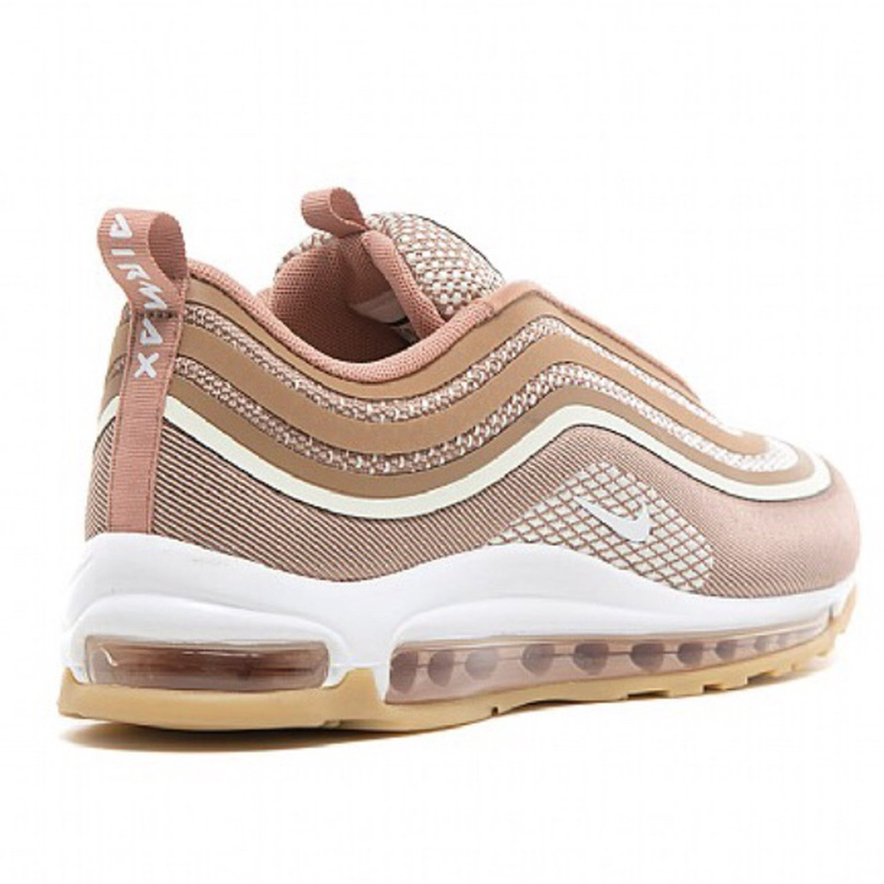outlet store baf83 6e078  issymcg. last year. Rochdale, United Kingdom. Nike Air Max 97 Ultra  17  Trainers in Metallic Rose Gold.