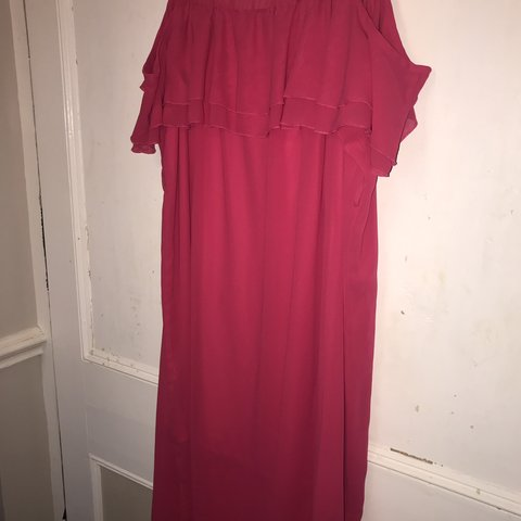 904945d1f4a Women s New Look Pink Dress Size 26 Worn once excellent me - Depop