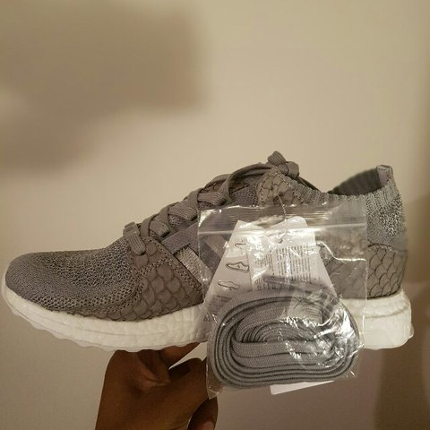 e340e5e3583 PUSHA T EQT under Retail £100 Deadstock with tags 6.5uk t - Depop