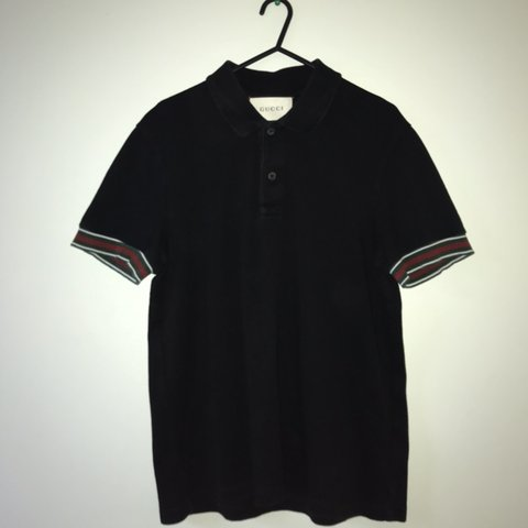 5b08026c462 Men s Gucci polo In perfect condition 100% authentic bought - Depop