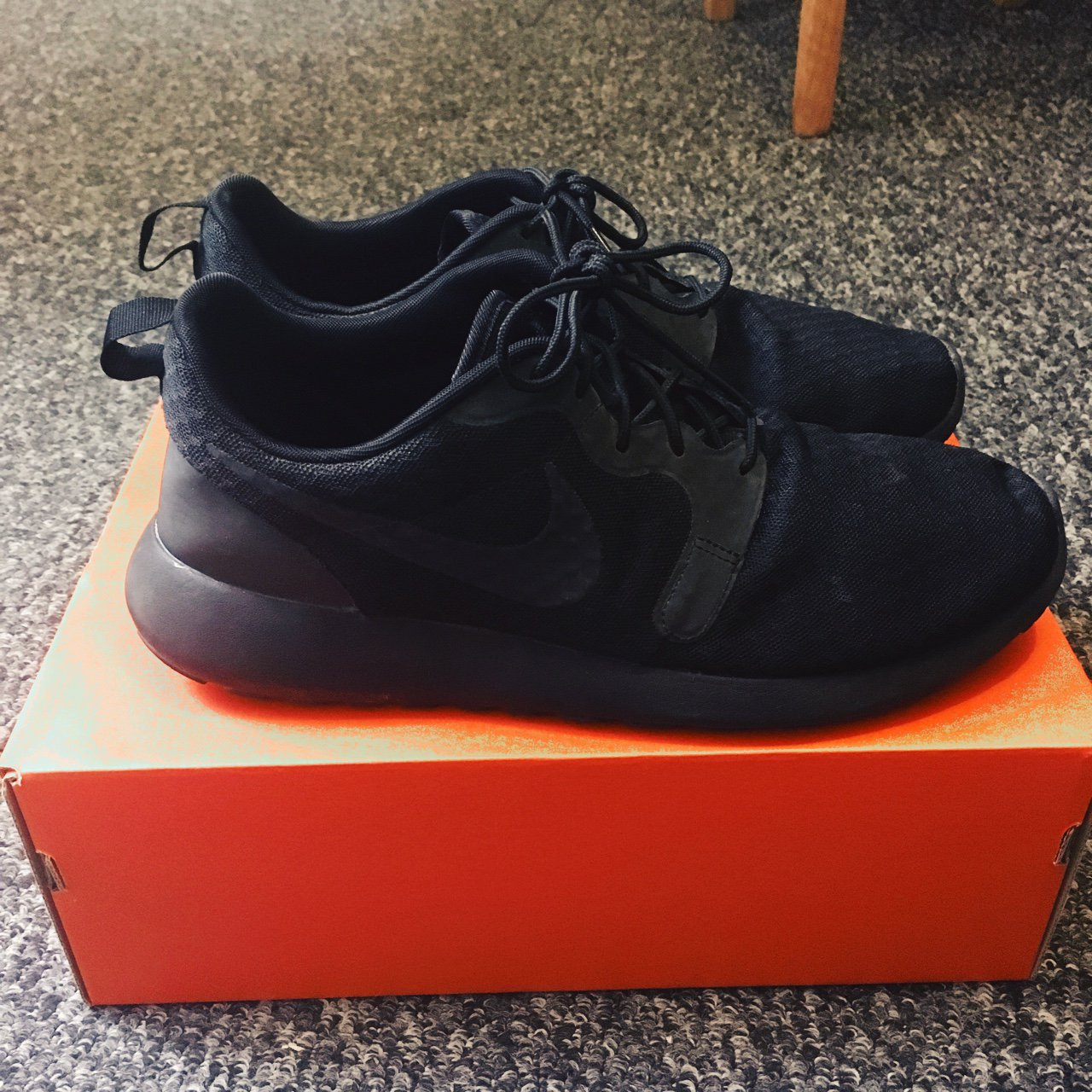 bb86e2e007 Nike Roshe One Tech Hyperfuse. U.K size 10