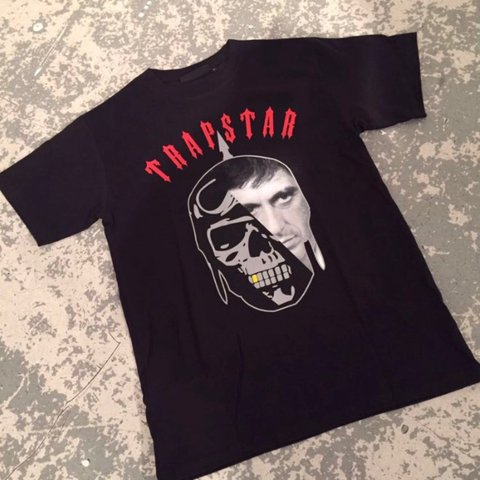 873783551164 @thejdotp. 2 years ago. London, United Kingdom. TRAPSTAR 'The world is  yours' Limited Edition Medium Tee. SOLD OUT EVERYWHERE.