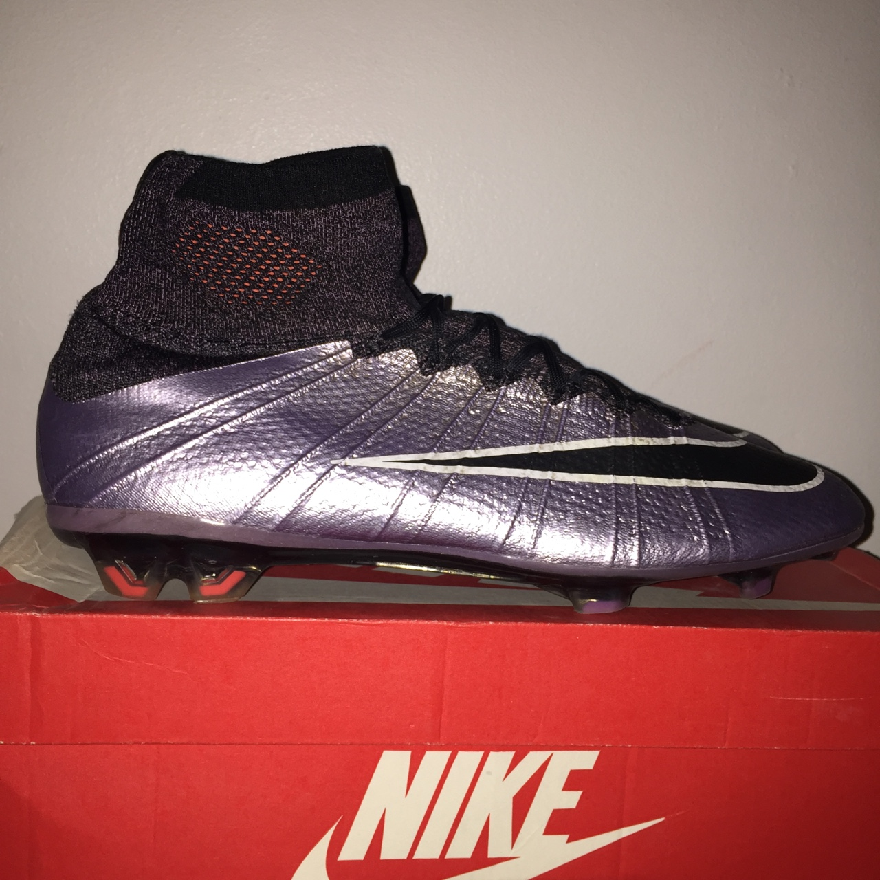 the best attitude b6fd0 2d5ad Nike Mercurial Superfly 4 Football Boots | ACC |... - Depop