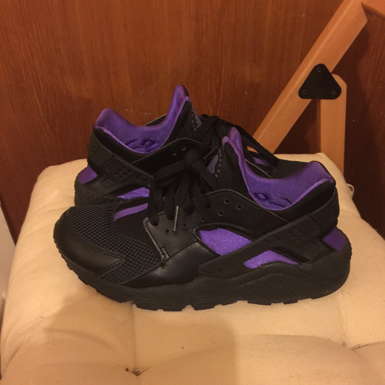Air 6 6 Huarache Nike Tight 5 Would Worn Fit Size Depop 0OPwnk