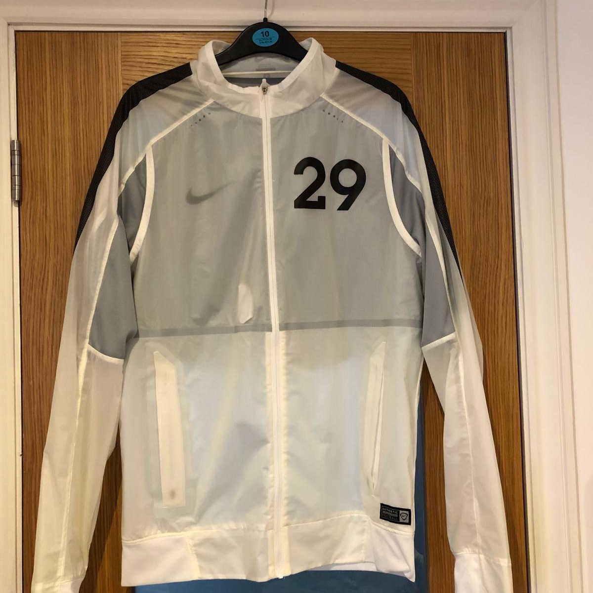 Becks perfume Furioso  Nike authentic football jacket Size S small... - Depop
