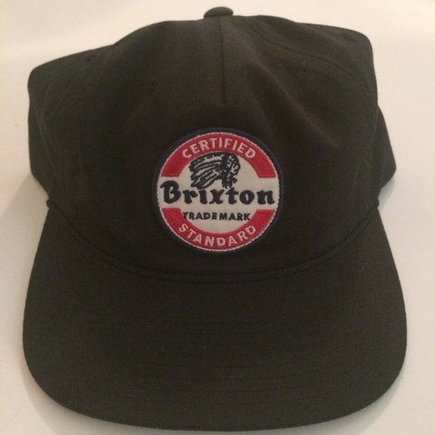 9c264b3d3aa8b Brand new black Brixton hat