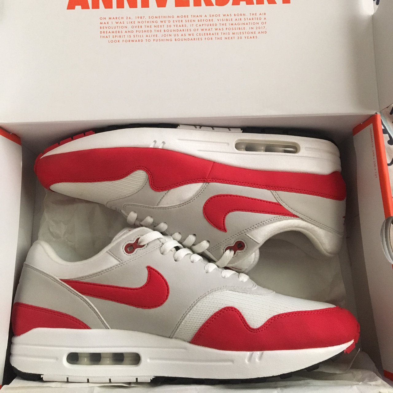 check out 72680 c6de7  austin cowen. last year. United States. Nike Air Max 1 Anniversary 2017  Restock Size 13