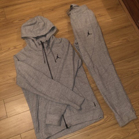 1c08f09c6b570f Jordan tracksuit for sale ! Hardly worn. Very good condition - Depop