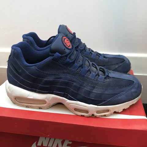 brand new 0f611 4be1e  jayc99. 3 months ago. Ossett, United Kingdom. Air max 95 x Stussy    Royal  Blue    Size ...