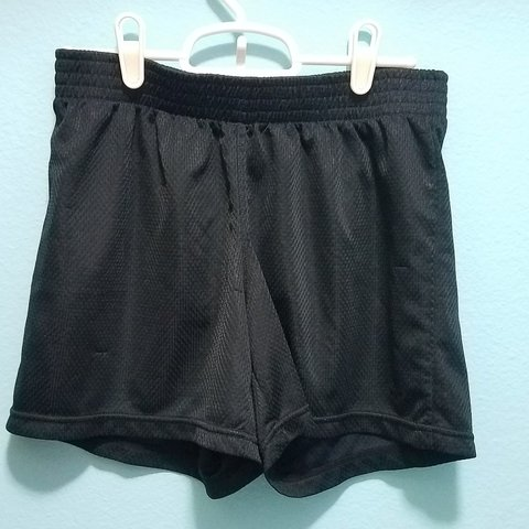 7dfc2f6a1906 Champion stretchy black athletic shorts Size Small