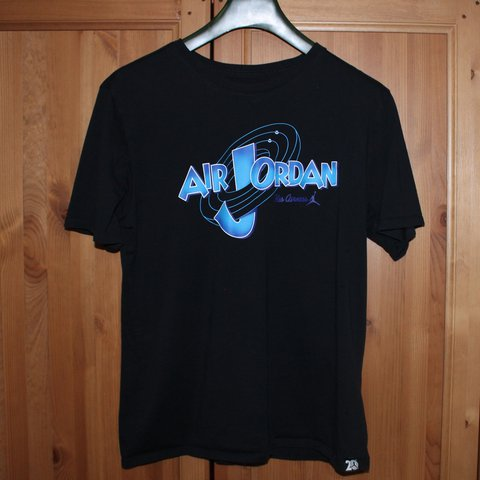 "a4b80980273 @richv97. last year. Durham, United Kingdom. Nike Air Jordan 20th  Anniversary ""Space Jam"" T shirt"