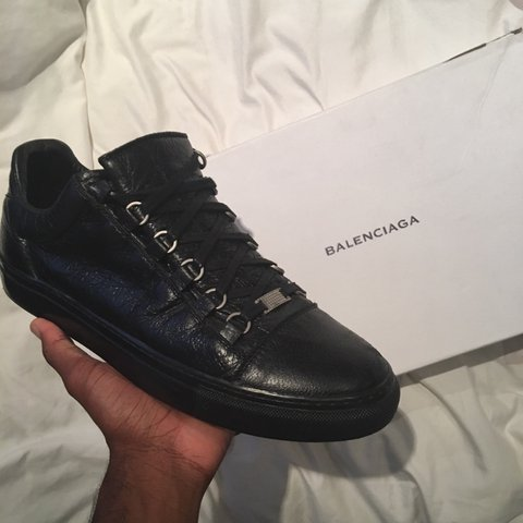 0a06ce003 @charlesubom. last year. London, UK. Mens balenciaga arena low ...