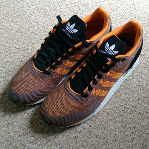 super popular 58c46 21f9f Adidas ZX 900 Orange Black Size- 0