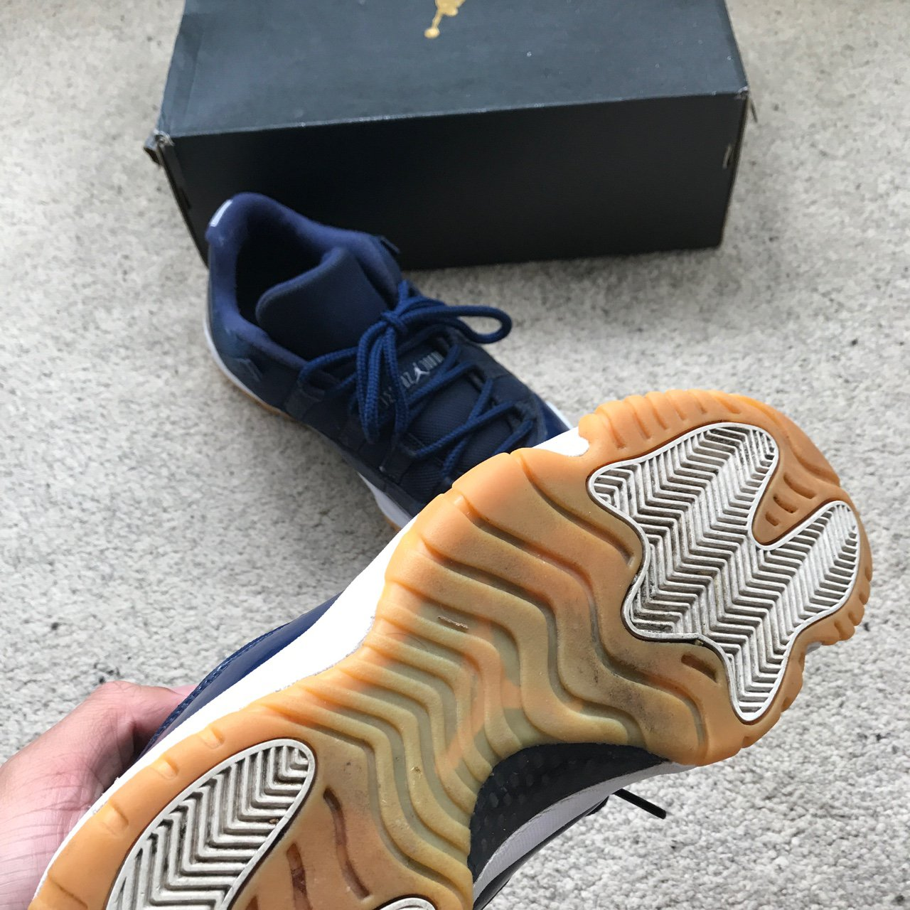 Jordan 11 XI Retro Low Midnight Blue 4d5bbe3cf