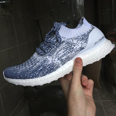 88bfea1dd Adidas Ultra Boost Uncaged - brand new with box and tags! me - Depop
