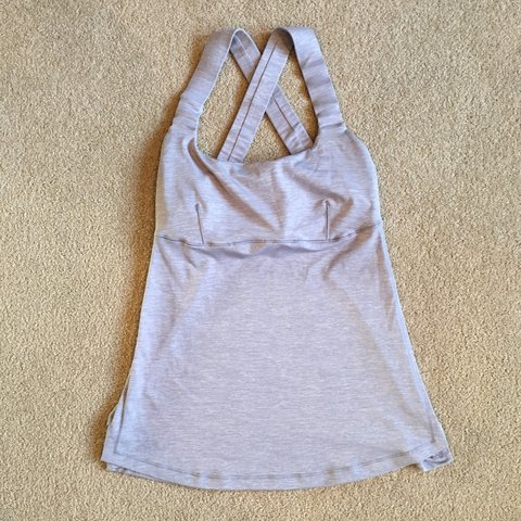 60b605076d @bawong. 23 hours ago. Torrance, United States. Lululemon Tank Top. Tag was ripped  off but fits ...