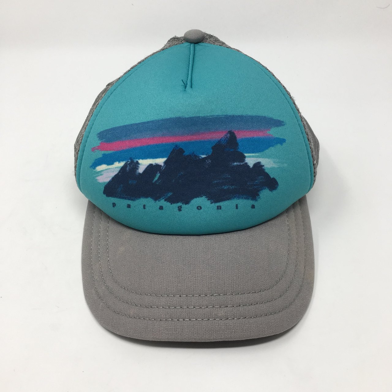 9899864dcd4 Patagonia SnapBack. Few marks on.  20 · Patagonia cap purple and blue