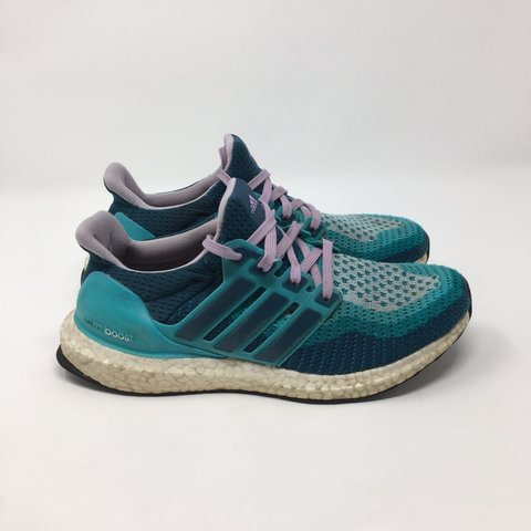 0b191e4cca541 Adidas Ultra Boost. Women s 6.5. Marks and scrapes Worn but - Depop