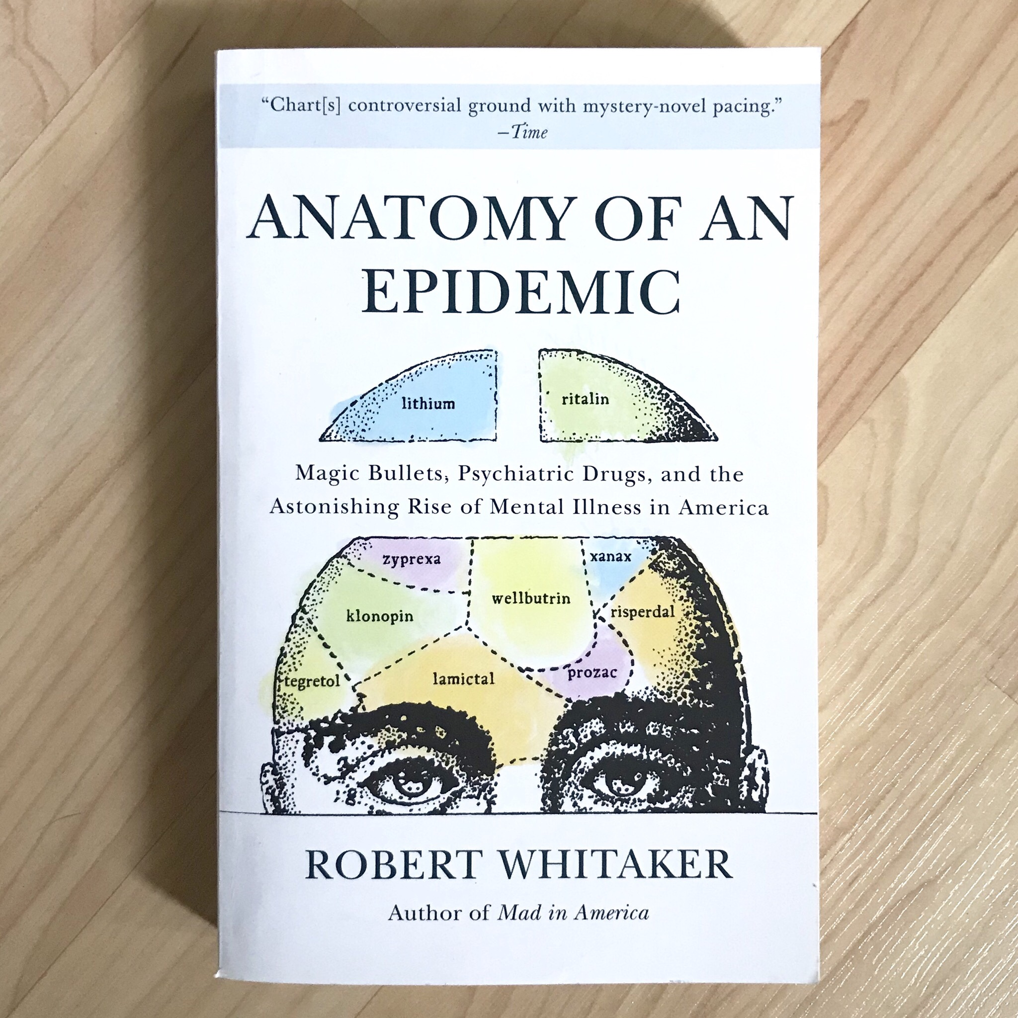 Anatomy Of An Epidemic By Robert Whitaker In New Condition Depop