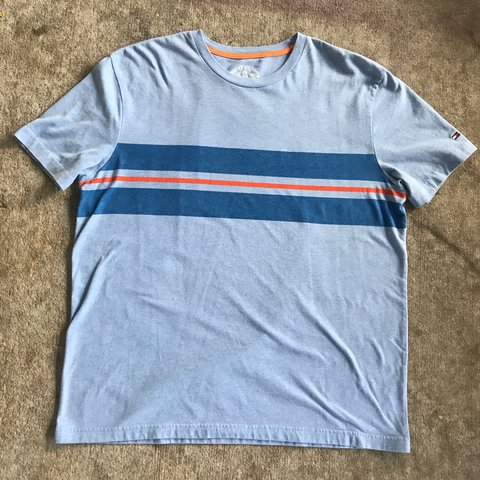 cfc0ac2e @tylerhamillton. last year. Brandon, United States. Tommy Hilfiger classic  striped t shirt