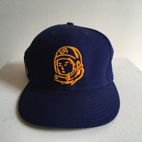 2764a8970c7b9 Billionaire Boys Club Bass Pro Fitted Cap New Era size 7 3 8 - Depop