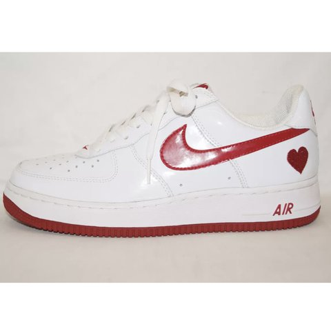 Beaut Nike Air Force 1 Valentine S Day Limited Edition With Depop