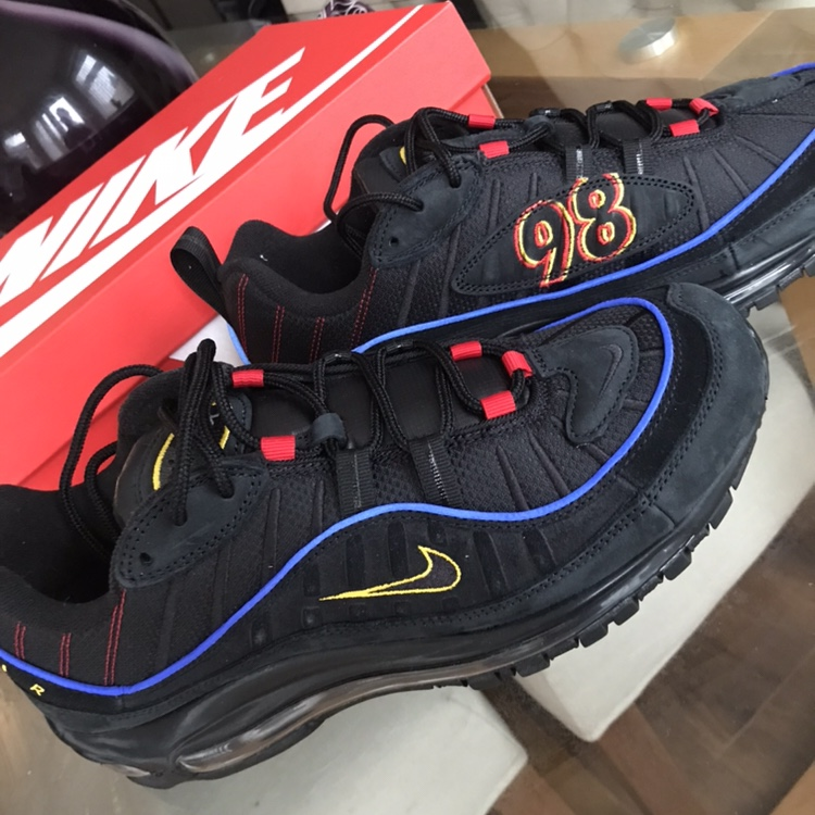 Nike air max 98. Present. Sold out