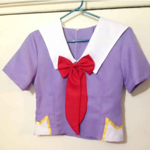 9cd6f0f1 Yuno gasai future diaries cosplay. Only worn once-it was an - Depop