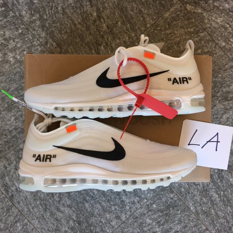 watch 2717c 39699  lolduck. last year. Torino TO, Italia. WTS Nike Air Max 97 x Off-White  Virgil Abloh The Ten