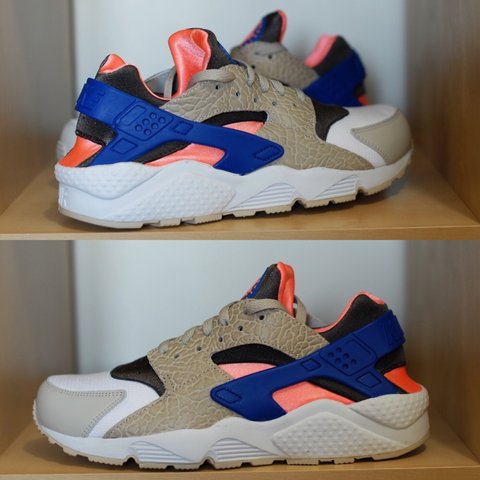 99133633927b Nike Huaraches limited edition elephant safari pack. Not to - Depop