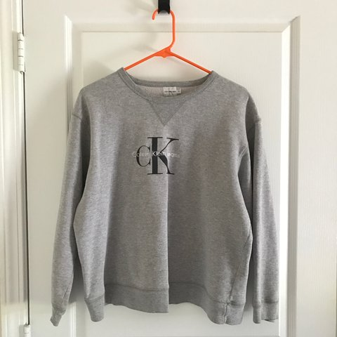 654de5e0c6b3fb Vintage Calvin Klein sweater--this is not from recent UO the - Depop