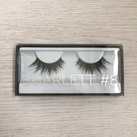 67bf6ef35d5 HUDABEAUTY Lashes - SCARLETT   brand new not opened   RRP: - Depop