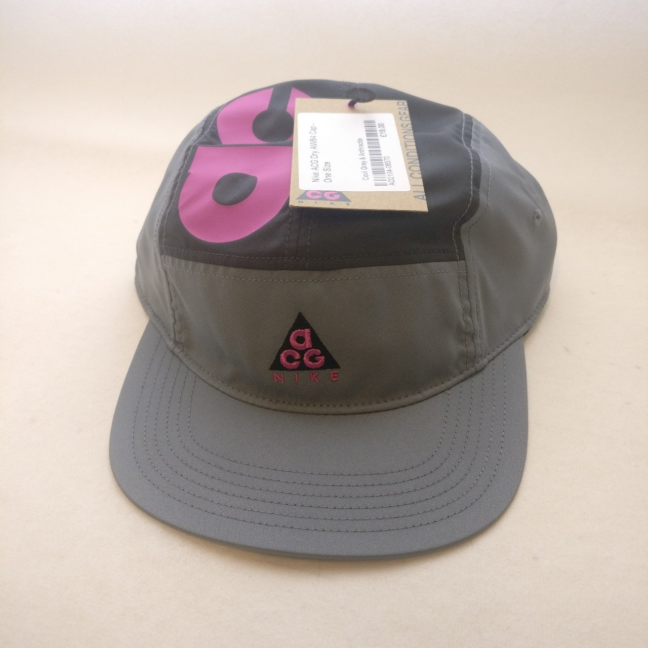 9d889d5a26b Nike ACG 2018 five panel cap Brand new with tags