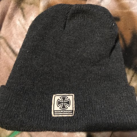 16851bf786c independent beanie  independent made for  nyojupiter said - Depop