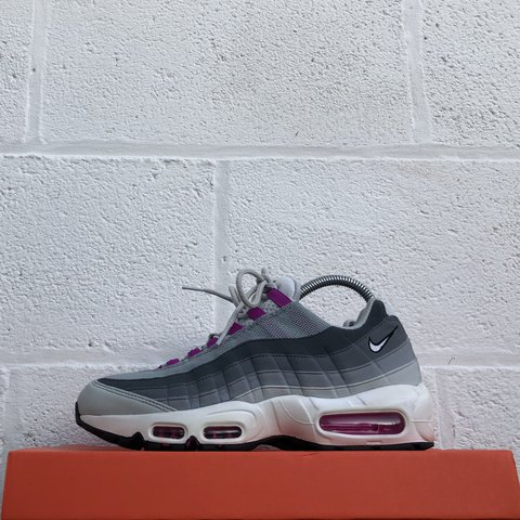 f872673006 @liverpoolfootwear. last year. Liverpool, UK. WMNS Nike Air Max 95 -  Purple/ Light Grey- Used - UK 6.5 - £85 - DM for any questions