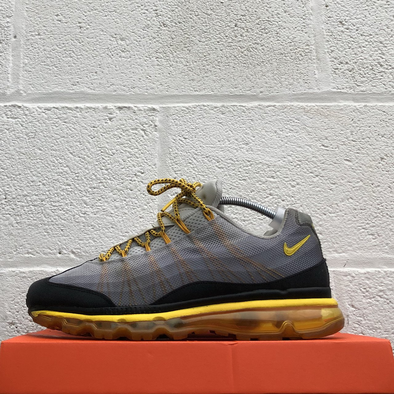 quality design c6ada 42815  liverpoolfootwear. last year. Liverpool, UK. Nike Air Max 95 Dynamic  Flywire- Livestrong ...