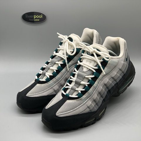 new products b1aa9 1939c  liverpoolfootwear. last year. Liverpool, UK. Nike Air Max 95 - Fresh Water  ...