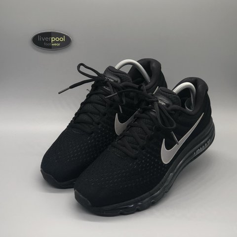 ... cheap nike air max 2017 triple black used uk 7 70 dm for depop 26010  77a22 ... 2ed330cde