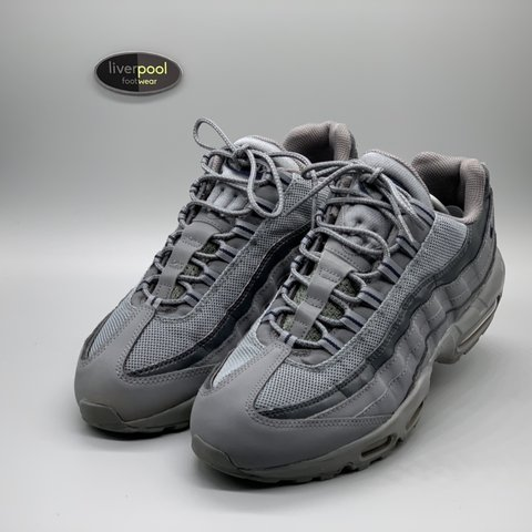 3e02e0a261 @liverpoolfootwear. 7 months ago. Liverpool, United Kingdom. Nike Air Max 95  - Cool Grey / Shadow - Used - UK 9 - £75 - DM for any questions