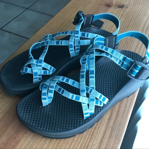 728860c41386 👣Chacos Sandals👣 - size 8W 6M -washed and scrubbed🚿 -look - Depop