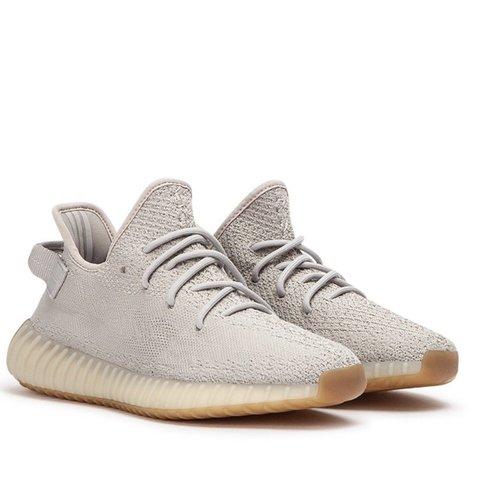 235e251bc10ca Yeezy 350 V2 Sesame Confirmed purchase from send as soon as - Depop