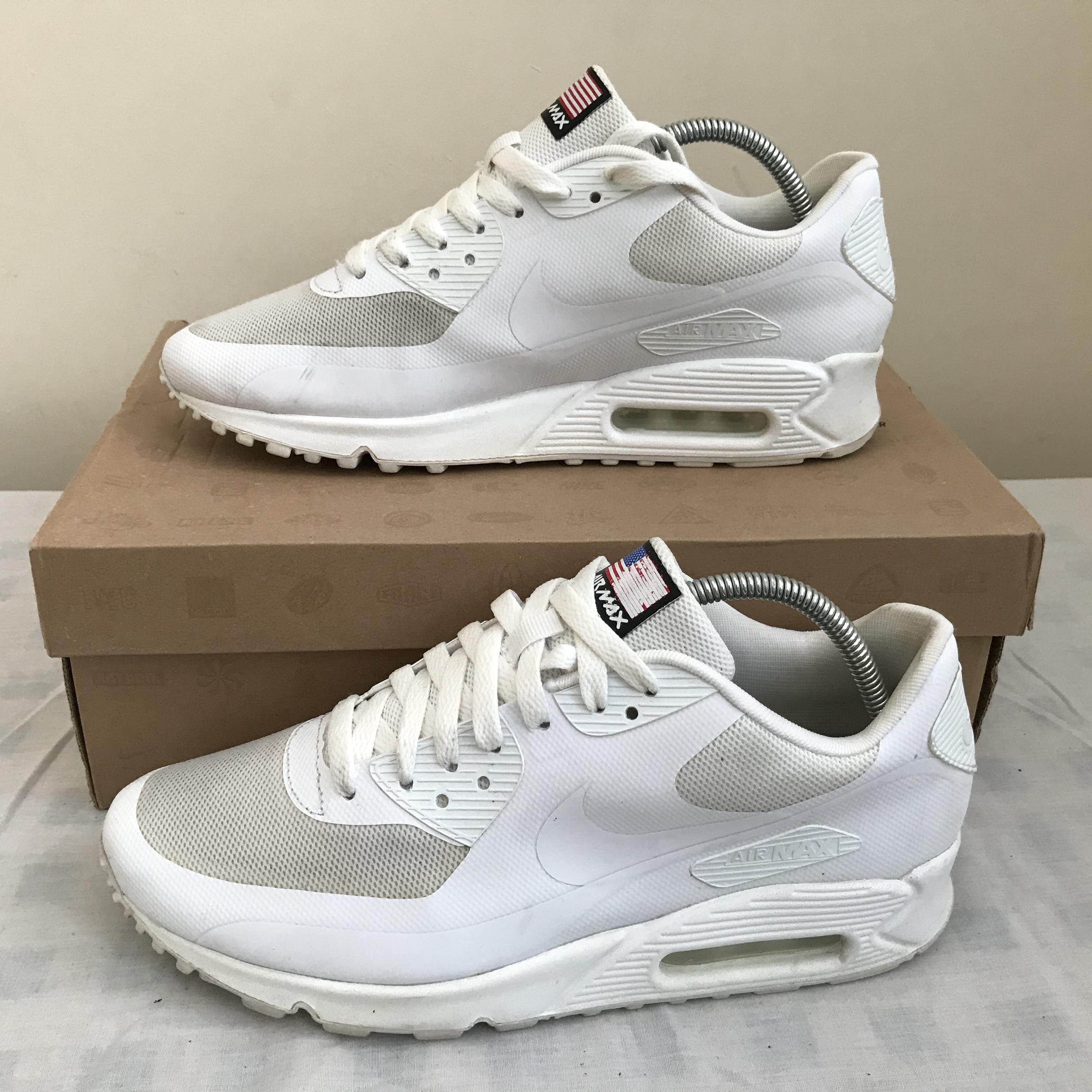 Nike Air Max 90 Independence Day White izabo.co.uk