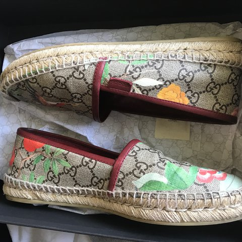 c0c0931bb1b New pictures added) Beautiful Gucci Espadrilles for sale! - Depop