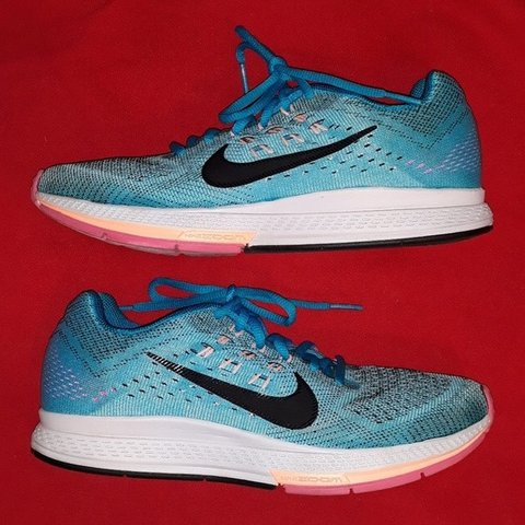 half off a8182 1e7c4 Nike Air Zoom Structure 18- 0